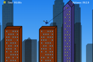 Rope N' Fly 2 screenshot