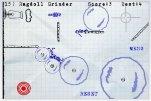 Ragdoll Blaster screenshot