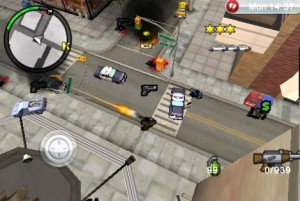 Grand Theft Auto China Wars iPhone