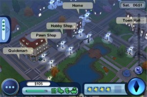 sims3 iphone