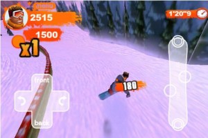 Shaun White Snowboarding: Origins screenshot