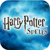 harry potter spells logo