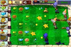 plants vs zombies iphone