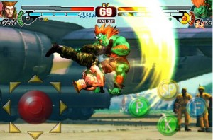 street fighter 4 iphon