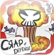 crap of defense logo