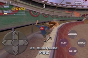 tony hawk pro skater 2 iphone
