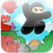 ninjatown iphone logo
