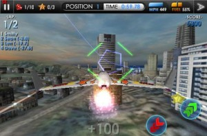 rocket racing league iphone review 1
