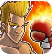 super ko boxing 2 iphone logo