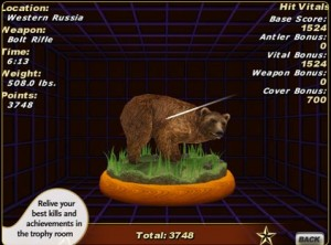deer hunter 3d ipad review 2