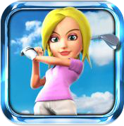lets golf 2 iphone review logo