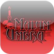 malum umbra iphone review logo