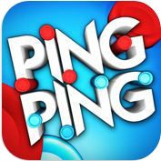 ping ping iphone review logo