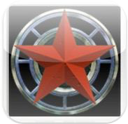 the red star iphone review logo