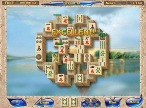 Mahjongg Artifacts HD ipad Review 1
