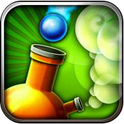 Master of Alchemy HD iPad game Review logo