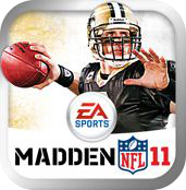 madden 2011 iphone review logo