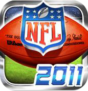 nfl 2011 iphone review logo