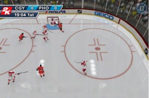 nhl 2k11 review iphone 1
