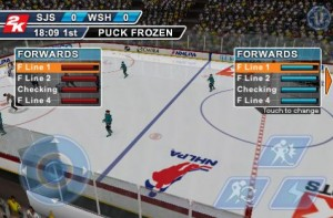 nhl 2k11 review iphone 3