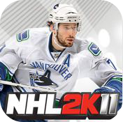 nhl 2k11 review iphone logo