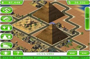simcity deluxe iphone game review 1