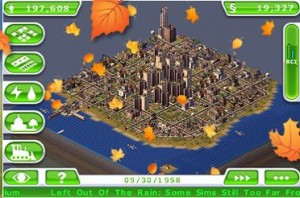 simcity deluxe iphone game review 3