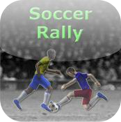soccer rally iphone review logo