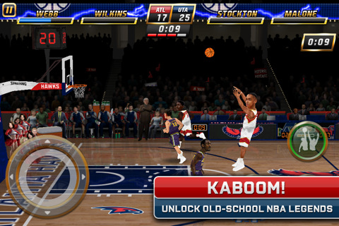 Nba Jam Iphone And Ipod Touch Cheats Iphone Gamer Blog